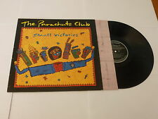 THE PARACHUTE CLUB - Small Victories - 1986 German 9-track Vinyl LP