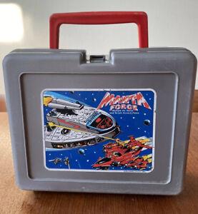 1980's Retro Manta Force Lunch Box - Air, Naval & Terrain Assault Force (B45)