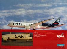 Herpa Wings 1:500 Boeing 787-9 Dreamliner LAN airline CC-BGA 527842