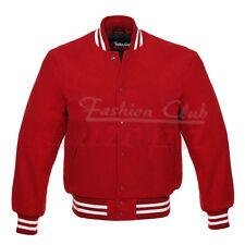 Varsity Letterman full  Wool Jacket