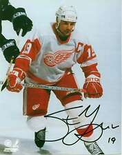 STEVE YZERMAN - Detroit Red Wings Autographed Signed 8x10 reprint Photo !!
