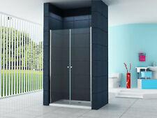 Home Systeme - Nischentür SANY Pendeltür Duschtür Schwenktür Dusche Duschkabine