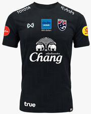 100% Official Thailand National Football Soccer Team Jersey Player Training Gray