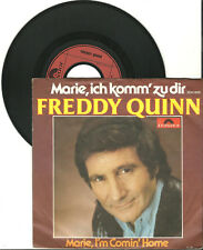 "Freddy Quinn, Marie, ich komm zu dir, G/G,  7"" Single, 999-999"