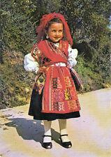 Carte postale ancienne PORTUGAL MINHO trajo infantil de viana écrite