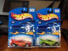 2001 Hot Wheels Lot of Two MS-T Suzuka #20 & #213 Color Variations