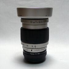 MONTAJE A  CANON O SONY NEX (MOUNT E) DE OBJETIVO PARA PENTAX  28-80mm f3.5-5.6