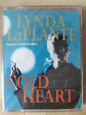 Lynda LaPlante Cold Heart 3 Hour 2 Cassette Audio Book NEW