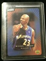 F22220 2003-04 Upper Deck Victory #300 Michael Jordan/Promotional Card