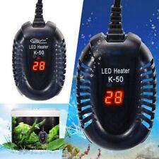 100W Mini Submersible Aquarium Heater Fish Tank Turtle Temperature Led Usa Stock