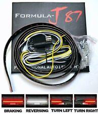 LED Strip 5ft 1 Row Car Light Kit 9006 HB4 Signal Brake Stop Reverse Rear Tail