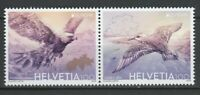 Switzerland 2019 CEPT Europa Birds 2 MNH stamps
