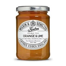 Tiptree English Marmalade, Orange & Lime Marmalade , (2 Jars x 340g)