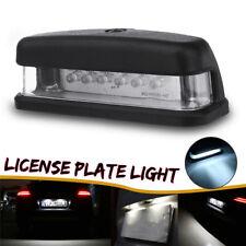 10-30V 6 LED Kennzeichenbeleuchtung Kennzeichenleuchten für Auto LKW Anhänger