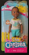 Barbie Club Chelsea African American Boy Doll Darrin Ryan Tommy New