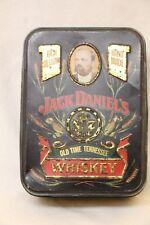 Vintage Hudson-Scott & Sons-Ltd Carlisle England Jack Daniels Advertising Tin