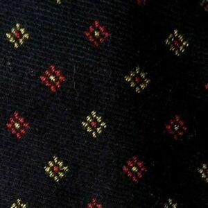 Blue Foulard BURBERRY Cashmere Tie