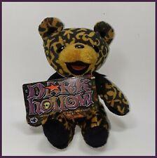 Grateful Dead Dancing BEAR Plush Beanie Baby Dark Hollow 5th Ed B Day Feb 14