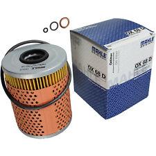 Original MAHLE / KNECHT Ölfilter OX 68D Öl Filter Oil