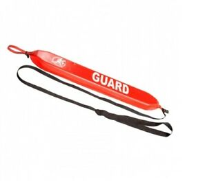 """Texas Recreation Rescue Tube 40"""" and 52"""" Lifeguard Floating Vinyl Pool Safety"""