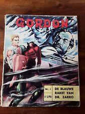 Gordon Nr 1 De Blauwe Raket Van Dr. Zarro