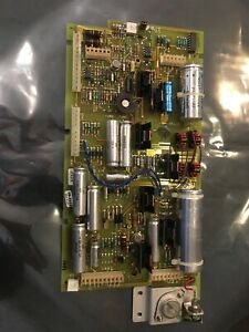 HP data acquisition 3497A circuit board power supply 03497-66516