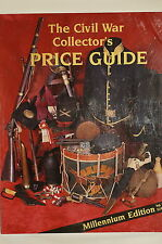 US Civil War Collector's Price Guide Millennium 9th Edition Reference Book