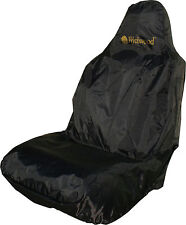 Wychwood Fishing Car Seat Protector - Protective Cover, Water & Dirt Resistant