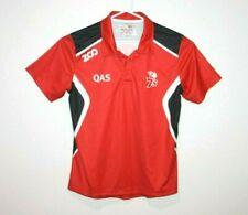 QLD Reds QAS Official Zoo 7s Polo Shirt Size Men's Medium Sevens