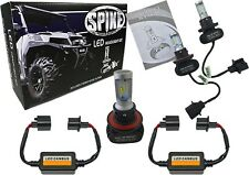 Polaris Ranger RZR General UTV RTV SxS Spike LED Headlight Replacement Kit NEW