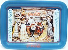 Coca-Cola - SODA FOUNTAIN - anno 1989-USA brand TRAY