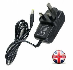 2A AC/DC12V Power Supply Adapter Transformer Converter Charger LED Strip UK Plug