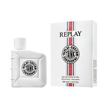 Perfume Replay Tank Custom For Her Fragrance Eau De Toilette 50ml For Her