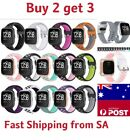 Replacement Band for Fitbit Versa 1 2 Lite  Silicone Strap Wristband Sports Band