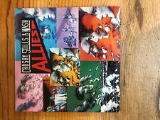 "Crosby, Stills & Nash Original Print LP ""Allies"" 1983"