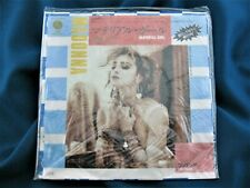 MADONNA MATERIAL GIRL JAPAN 7'' VINYL RECORD 1985 Sealed