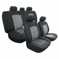 Car Seat Covers For Hyundai I30 i30 GD PD Black Carbon Front & Rear 2012-2019