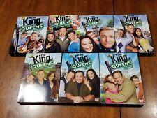 King of Queens Season 1-7 DVD