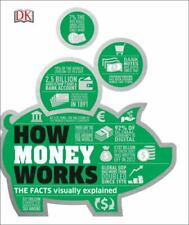 How Money Works: The Facts Visually Explained [How Things Work] DK LikeNew