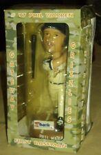 Phil Warren 2005 Gateway Grizzlies Stadium Giveaway SGA With Box. RARE