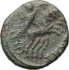 CONSTANTINE I 337AD Heaven CHARIOT Horse Ancient Roman Coin  God  Hand i24802