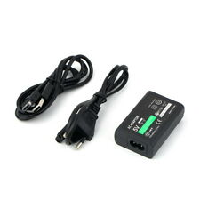 For Sony PS Vita PSV AC Power Adapter Supply Convert Charger + USB Data Cable JK