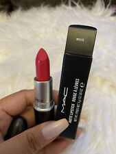 MAC Cosmetics Matte Lipstick in MOXIE Limited Edition DISCONTINUED  NIB!!