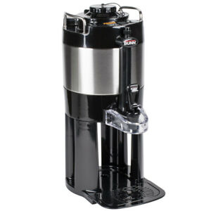 Bunn ThermoFresh TF 1 Gallon Stainless Coffee Server Attached Base 44000.0000