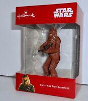 Hallmark Christmas Ornament STAR WARS CHEWBACCA Disney Red Box  H17