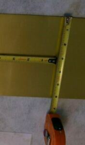 "brass Shim Stock .003 Thick 6"" Width 2""+ long 003 0.003 (6""x2"" piece)"