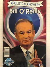 Political Power: Bill O'Reilly #1 Comic Book BlueWater 2010