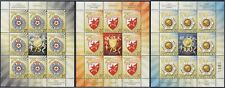 Serbia 2020 Partizan, Red Star & Radnicki sport society, Mini sheet, MNH
