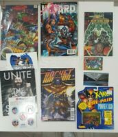Marvel Comics Mixed Lot of All Kinds of Stuff Lot 2