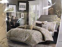 Madison Park Chapman 7 Piece Comforter Set King